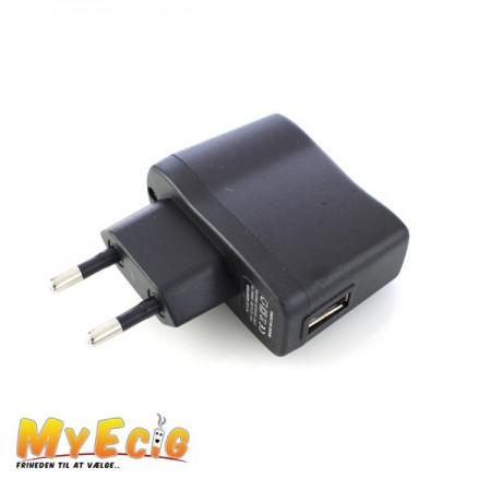 220V - USB Adapter til Standard eGo