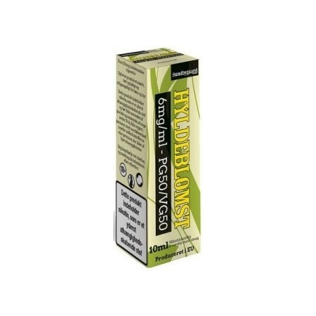 Hyldeblomst E-juice