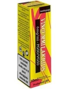 Vingummi Lakrids E-juice