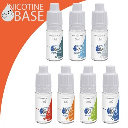 Nikotin Base 10ml PG50 / VG50