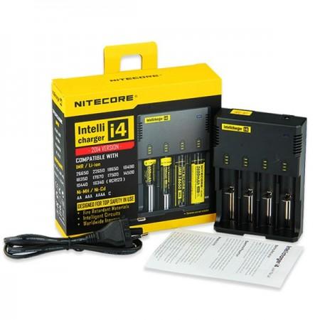 Nitecore I4 batteri oplader
