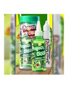 100ml Project Cloud - Peach Solero