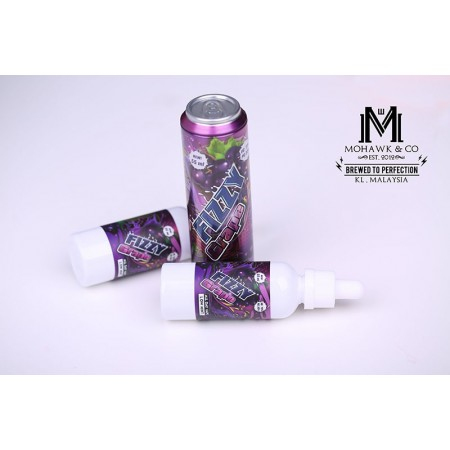 Mohawk And Co. Fizzy - Grape (55ml + 10ml)
