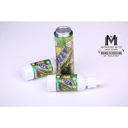 Mohawk And Co. Fizzy - Pineapple (55ml + 10ml)