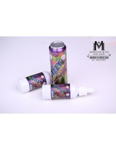 Mohawk And Co. Fizzy - Wildberries (55ml + 10ml)