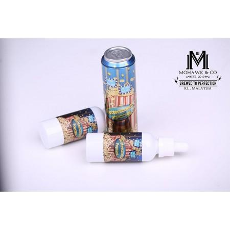 Mohawk And Co. Fizzy - Butterscotch Popcorn (55ml + 10ml)