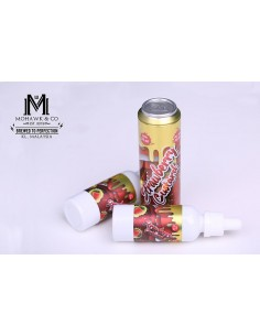Mohawk And Co. Fizzy - Strawberry Custard (55ml + 10ml)