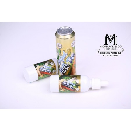 Mohawk And Co. Fizzy - Original Milk Tea (55ml + 10ml)