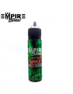 Empire Brew - Apple Cucumber (50ml + 10ml)