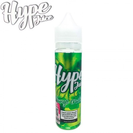 Hype - Mango Cracky (50ml + 10ml)