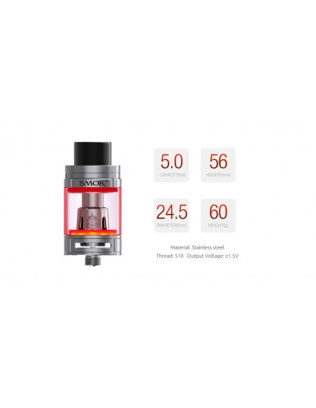 TFV8 Big Baby Light Edition (2ml)