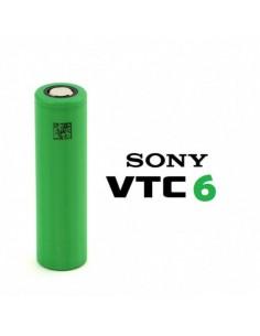 VTC6 - 18650 batteri