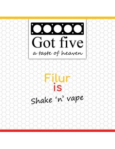 Got five - Filur Is (20 + 40ml)