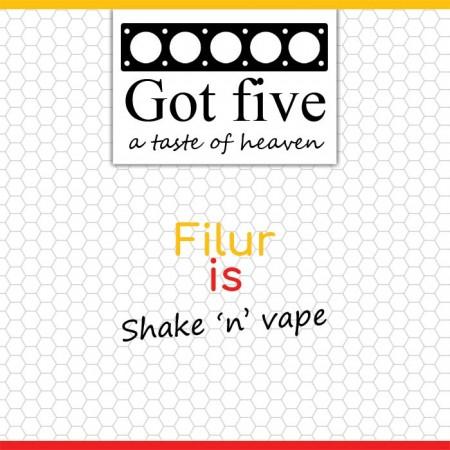 Got five - Filur Is (20 + 40ml)