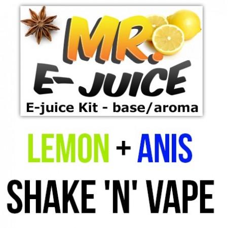 Lemon + Anis - 60ml