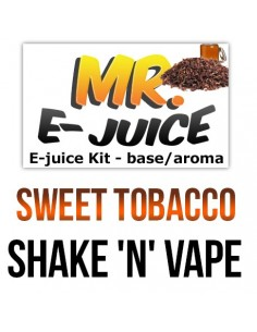 Sweet Tobacco - 60ml