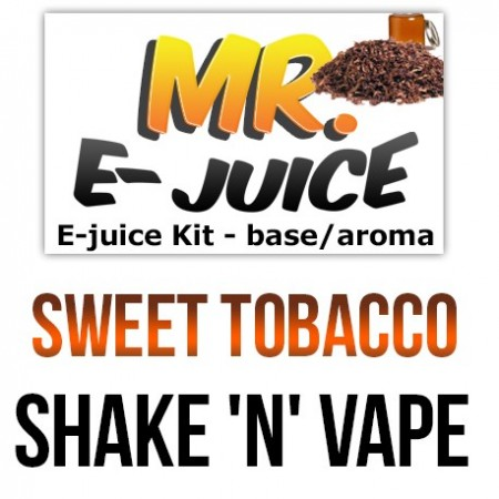 Sweet Tobacco - 60ml