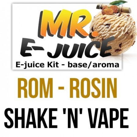 Rom - Rosin - 60ml