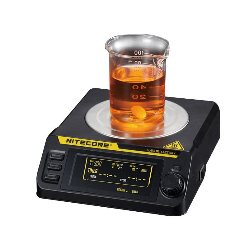 Magnetic Liquid Mixer