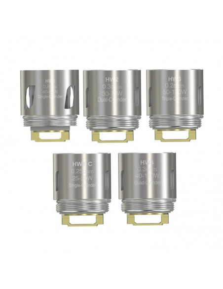 Eleaf HW Coils / Brænder - 5 stk pakke