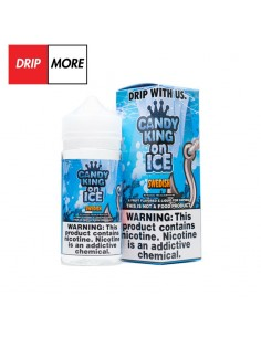 Candy King On Ice - Swedish (100 + 20ml)