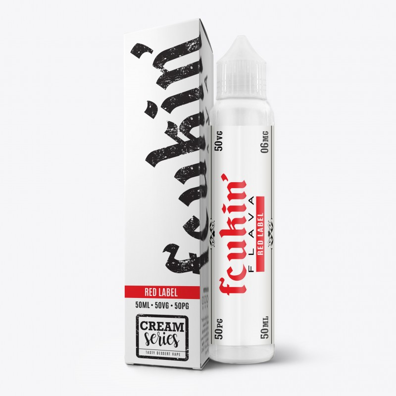 Fcukin Flava CREAM - Red Label (40 + 20 ml)