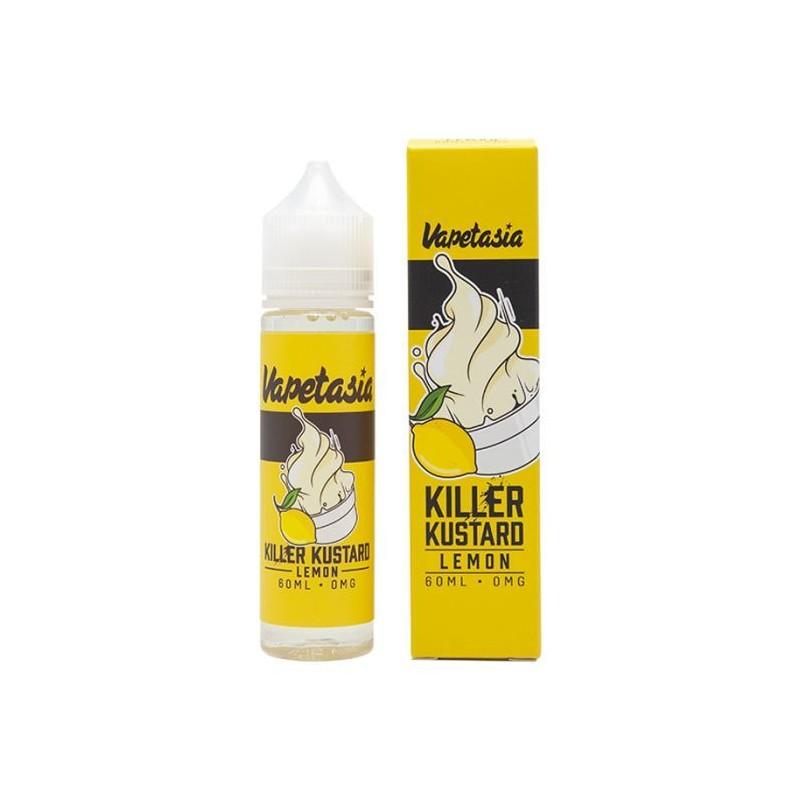 Killer Kustard - Lemon (50 + 10ml)