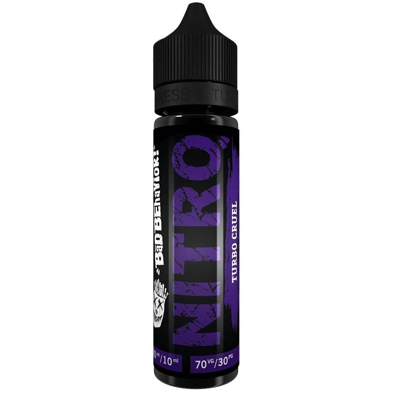 NITRO - Turbo cruel (50 + 10ml)