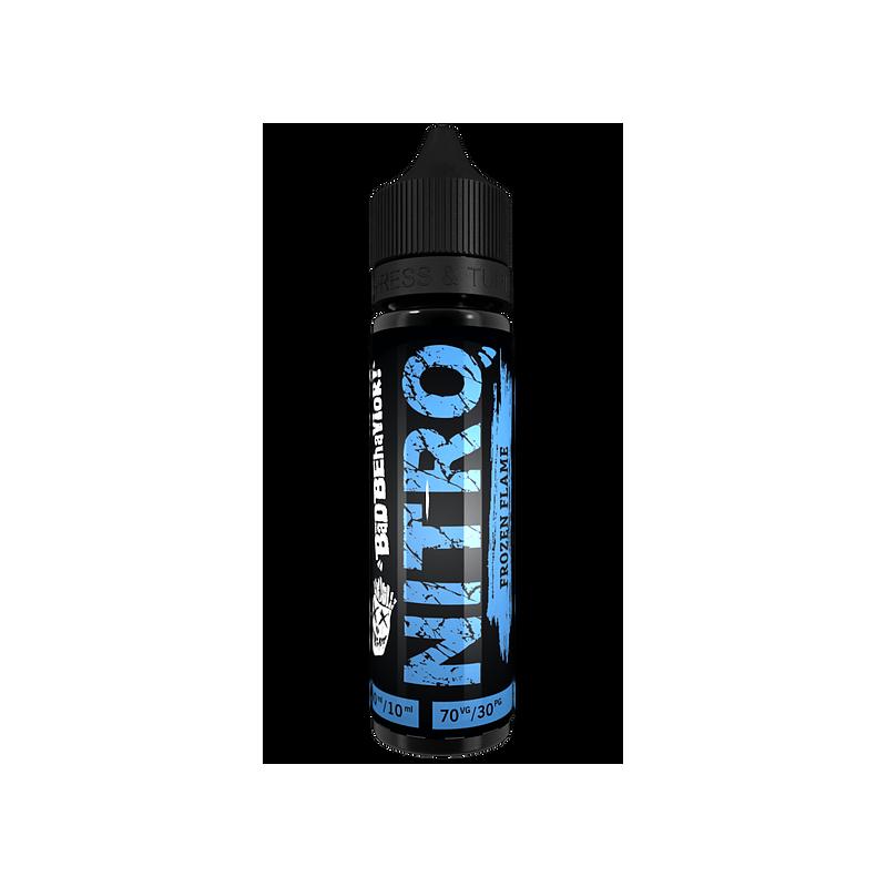 NITRO - Frozen flame (50 + 10ml)