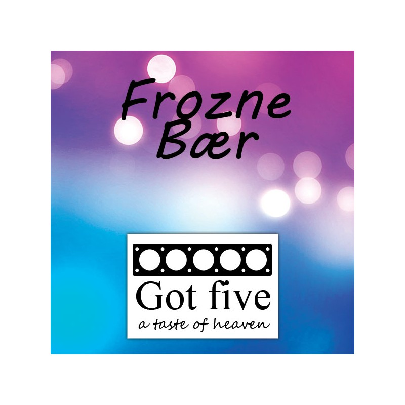 Got five - Frozne bær - 60ml