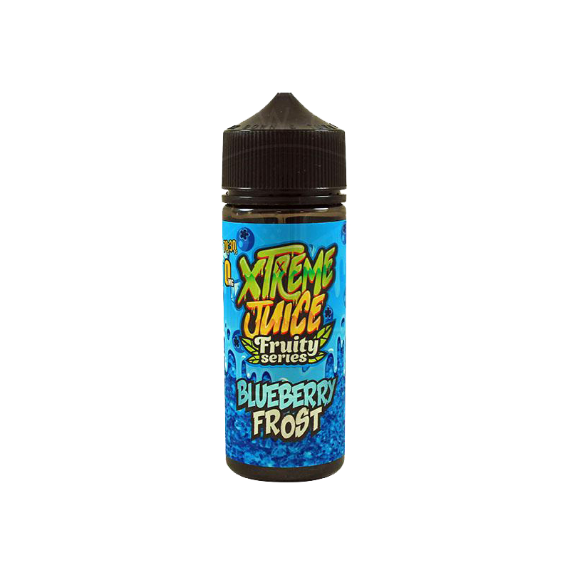 Xtreme – Blueberry Frost - 120ml