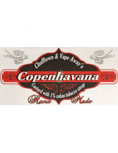 Copenhavana - Chuff Town...