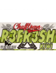 R3fr3sh Kiwi - Chuff Town...