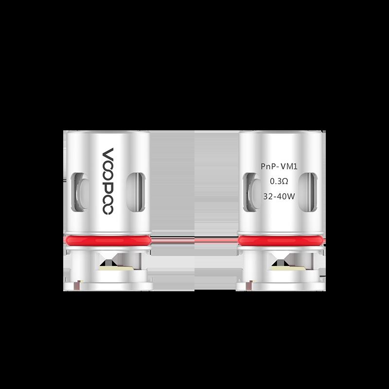 Voopoo Brænder/Coil til Vinci og Argus - 5 Stk