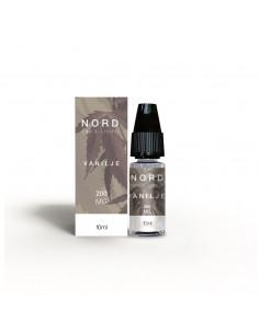 Nord CBD E-juice - Vanilje...